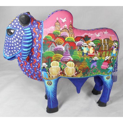 Felipe Benitez Bull Culturalart Org