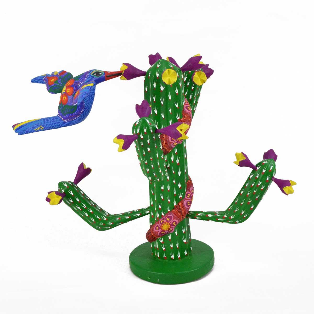 Raymundo santiago cactus with snake for Cactus santiago