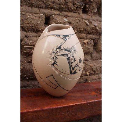 Diego Valles Mata Ortiz Pottery