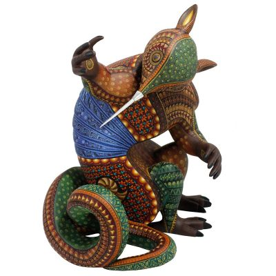 Jacobo and Maria Angeles Workshop - Oaxacan Wood Carving