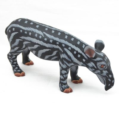 Eleazar Morales: Oaxacan Wood Carving