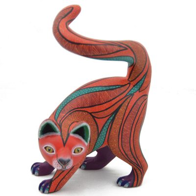 Giovanni Melchor: Oaxacan Wood Carving
